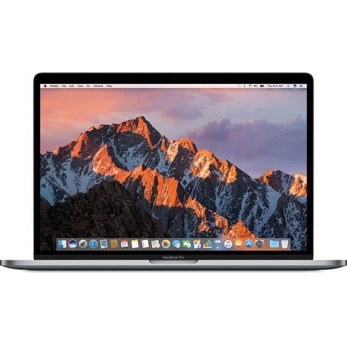 "Ноутбук Apple MacBook Pro 15"" MPTR2LL/A (2.8/16/256) Space Gray Mid 2017"
