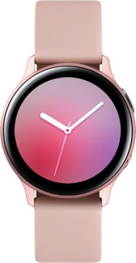 Умные часы Samsung Galaxy Watch Active 2 Aluminium 40mm, розовый