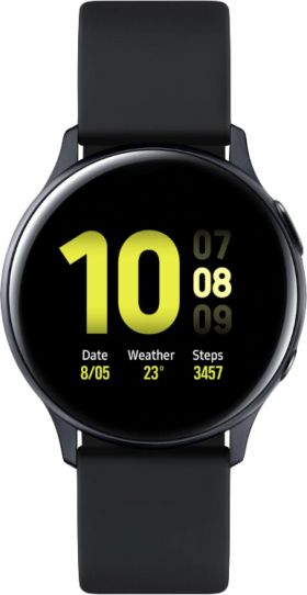 Умные часы Samsung Galaxy Watch Active 2 Aluminium 40mm черный