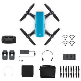 Квадрокоптер DJI SPARK Fly More Combo (Sky Blue)