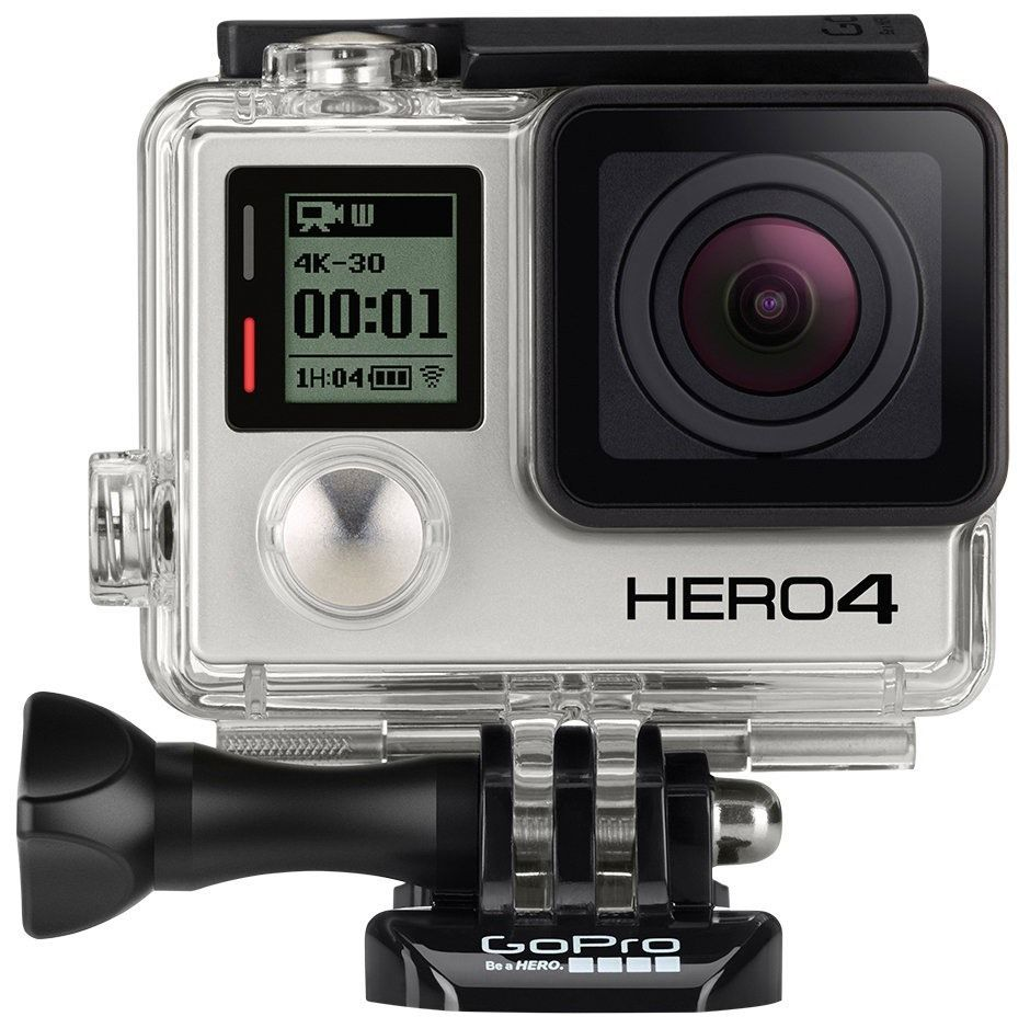 Экшн камера GoPro Hero 4 Black |CHDHX-401|