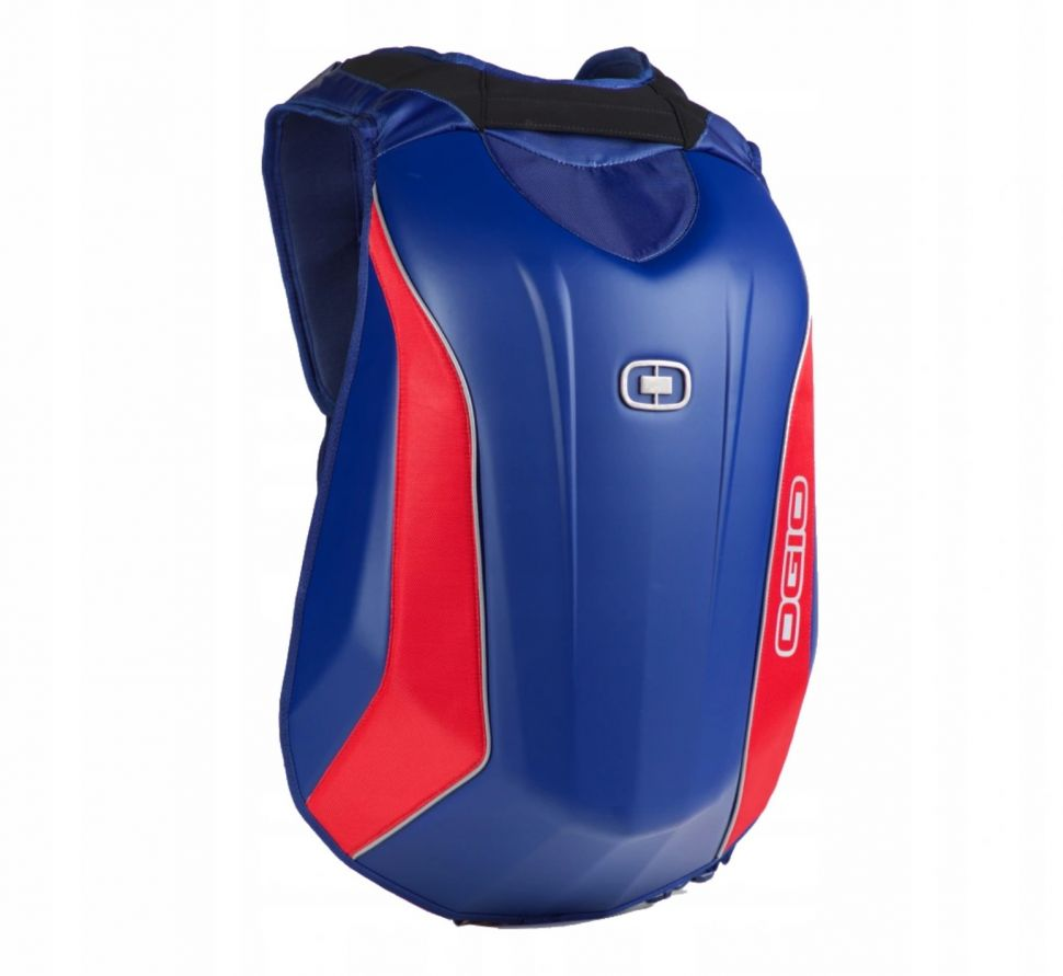 Рюкзак OGIO No Drag Mach 3 Red/Blue |5919631OG|