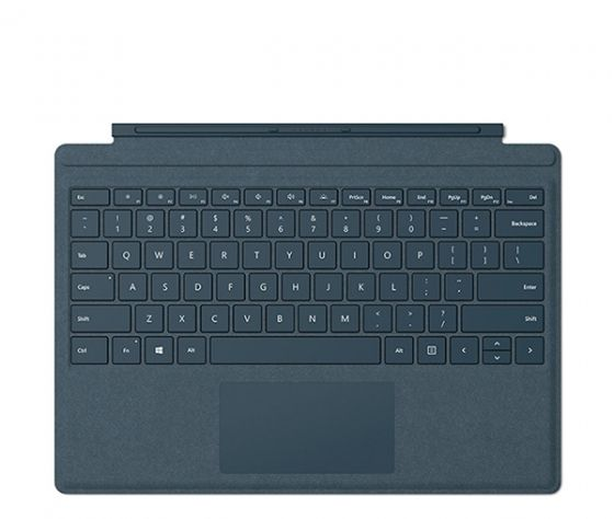 Surface go type cover cobalt blue
