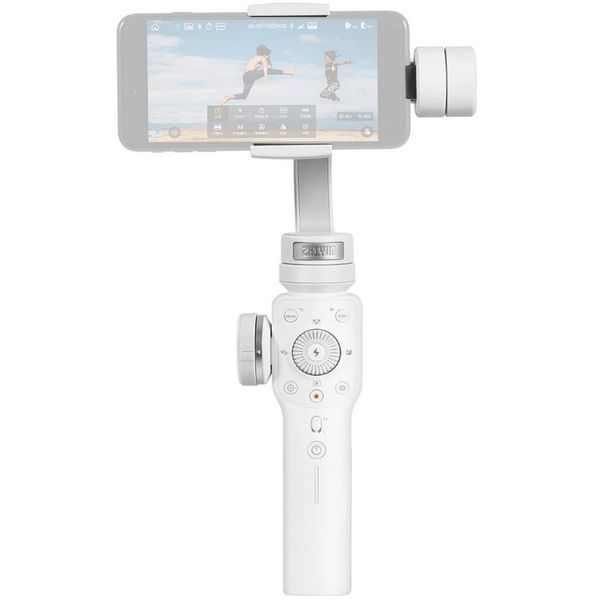 Стедикам Zhiyun Smooth-4 White