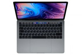 "Ноутбук Apple MacBook Pro 13 with Retina display and Touch Bar Mid 2019 (Intel Core i5 2400 MHz/13.3""/2560x1600/8GB/256GB SSD/DVD нет/Intel Iris Plus Graphics 655/Wi-Fi/Bluetooth/macOS) 