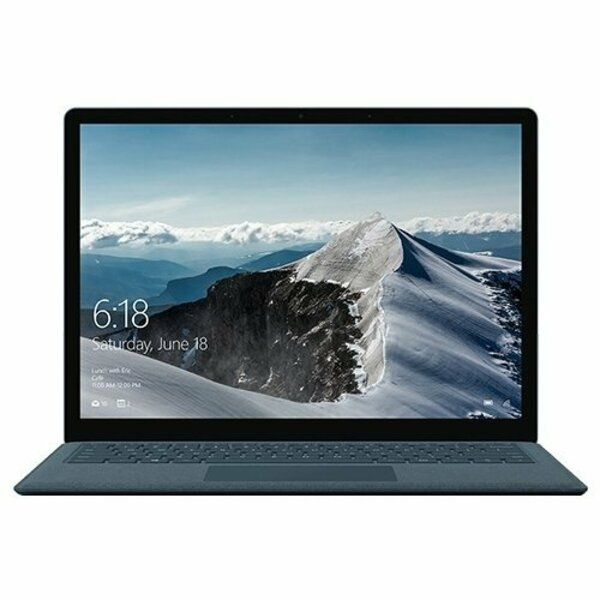 "Ноутбук Microsoft Surface Laptop (Intel Core i5 7200U 2500 MHz/13.5""/2256x1504/4Gb/128Gb SSD/DVD нет/Intel HD Graphics 620/Wi-Fi/Bluetooth/Windows 10 Pro) Cobalt Blue"