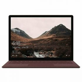 "Ноутбук Microsoft Surface Laptop (Intel Core i5 7200U 2500 MHz/13.5""/2256x1504/4Gb/128Gb SSD/DVD нет/Intel HD Graphics 620/Wi-Fi/Bluetooth/Windows 10 Pro) Burgundy"