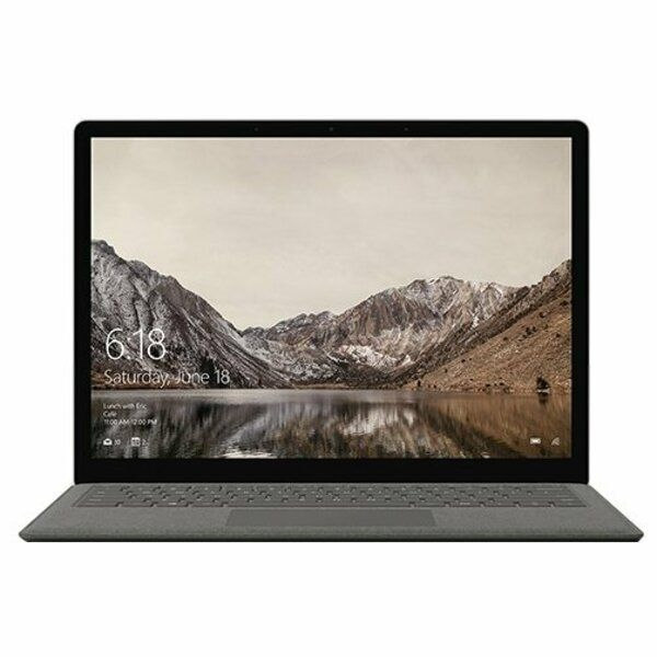 "Ноутбук Microsoft Surface Laptop (Intel Core i5 7200U 2500 MHz/13.5""/2256x1504/4Gb/128Gb SSD/DVD нет/Intel HD Graphics 620/Wi-Fi/Bluetooth/Windows 10 Pro) Graphit Gold"