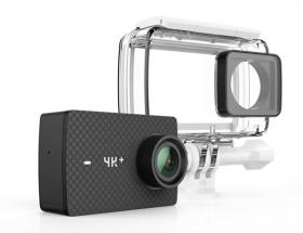 Xiaomi YI 4K+ Action Camera Waterproof Case Kit Black