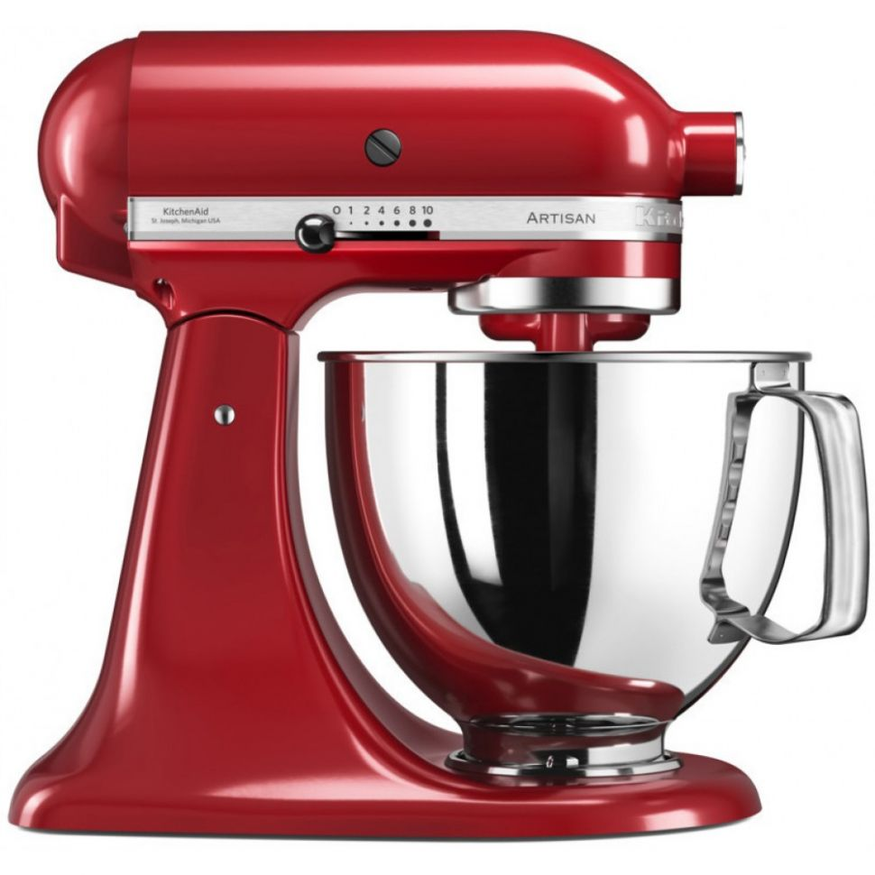 Миксер KitchenAid Artisan красный |5KSM125EER|