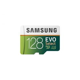 Карта памяти Samsung Evo Select MicroSD 256Gb + Adapter SD |MB-ME256GA|