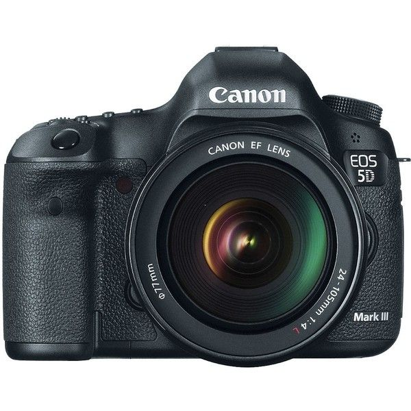 Canon EOS 5D Mark III Kit EF 24-105mm f4L IS USM