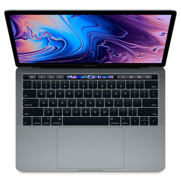 "Ноутбук Apple MacBook Pro 13 Mid 2019 (Intel Core i5 1400MHz/13.3""/2560x1600/8GB/256GB SSD/DVD нет/Intel Iris Plus Graphics 645/Wi-Fi/Bluetooth/macOS) MUHP2 Space Gray"