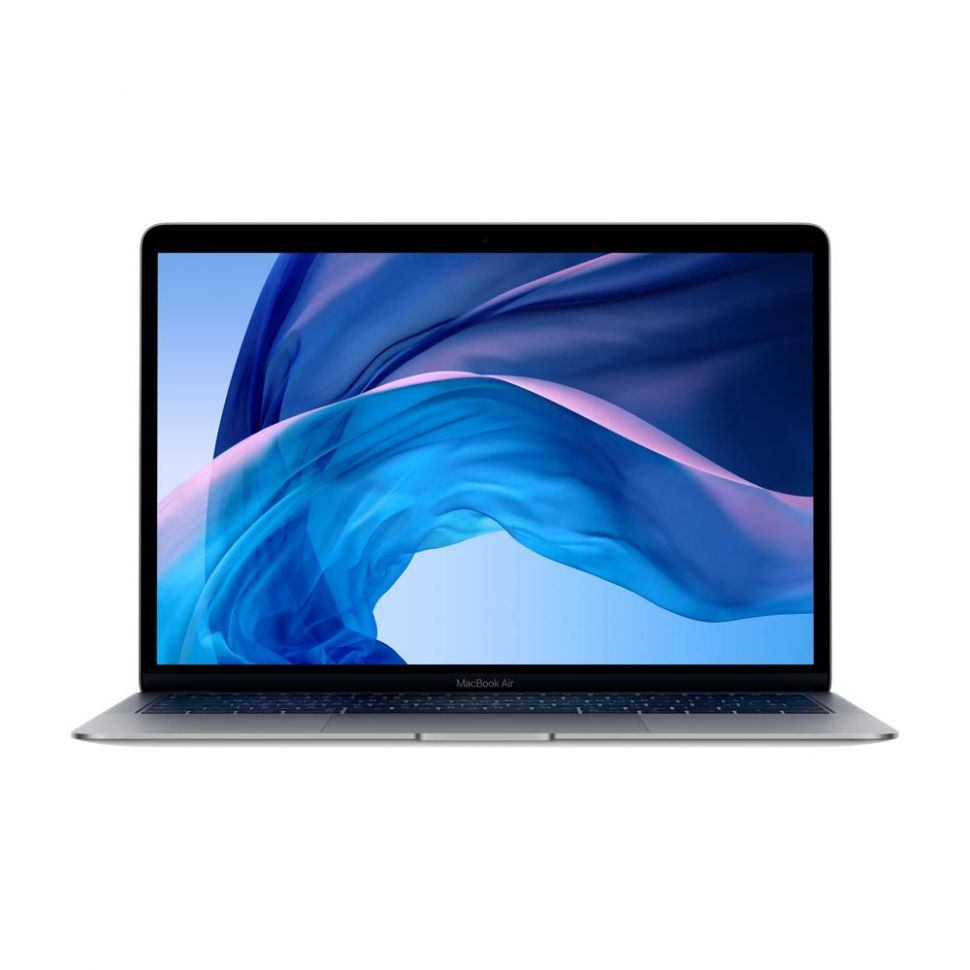 Ноутбук Apple MacBook Air 13 2019 (Core i5 1.6/8GB/256GB SSD/Intel UHD 617) MVFJ2, Space Gray