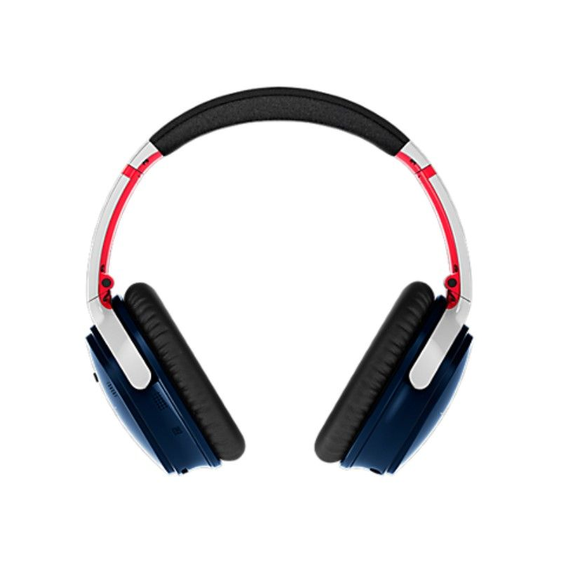 Наушники Bluetooth Bose Custom QuietComfort 35 II Wireless Headphones (Red/Blue)