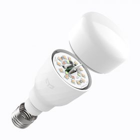 Лампа светодиодная Yeelight Smart LED Bulb Color E27 |YLDP06YL|