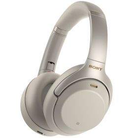Наушники Bluetooth Sony WH-1000XM3 Silver