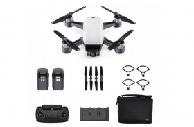 Квадрокоптер DJI SPARK Fly More Combo (White)